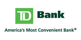 td bank america s most convenient bank is proud to partner with ...