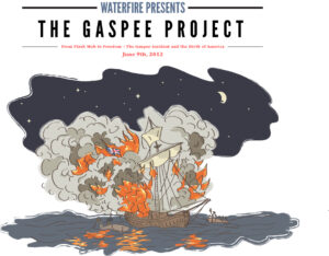 The WaterFire Gaspee Project