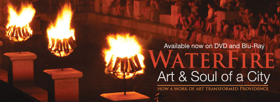 WaterFire: Art &amp; Soul of a City - DVD