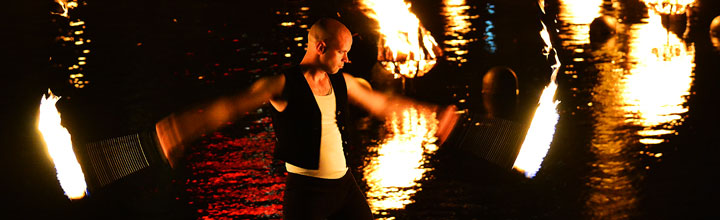 Playing with Fire WaterFire Documentary Screening