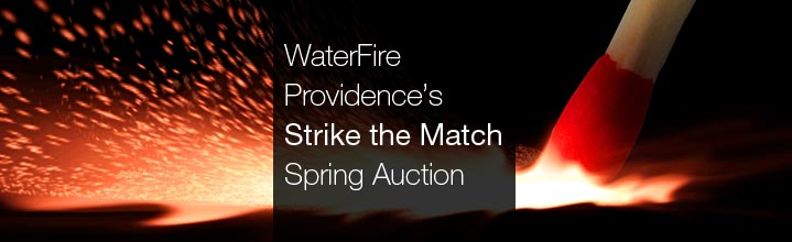 Strike the Match Spring Auction