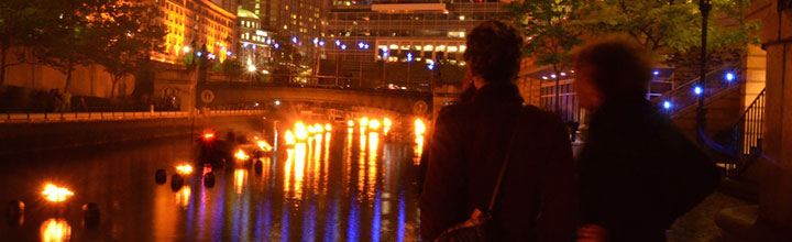 Share your WaterFire experience