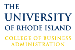 University of Rhode Island College of Business