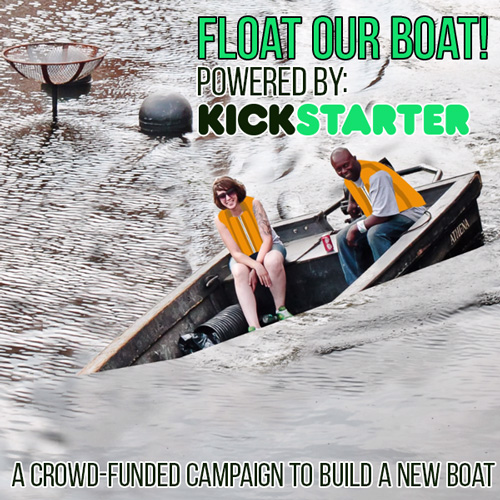 Float Our Boat!