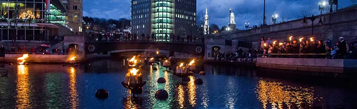 Slam Dunk WaterFire: A Big Win for Providence