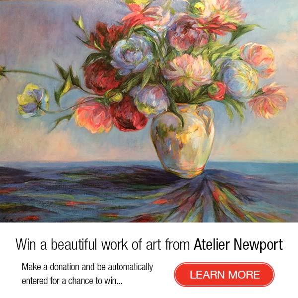 Win a beautiful work of art from Rhode Island native Elizabeth Congdon
