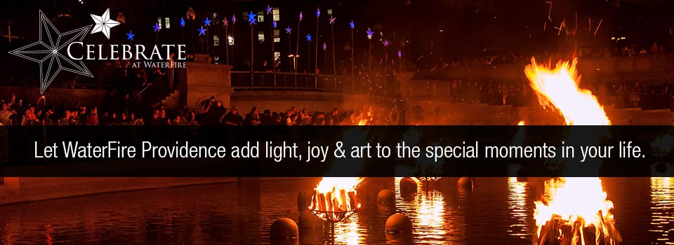 Celebrate with WaterFire