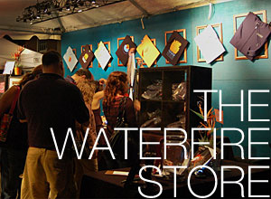 The WaterFire Merchandise Store