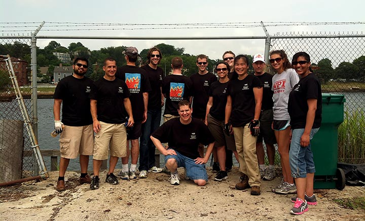 C.R. Bard Employees - Workplace volunteerism