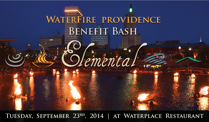 WaterFire Providence Present: Elemental