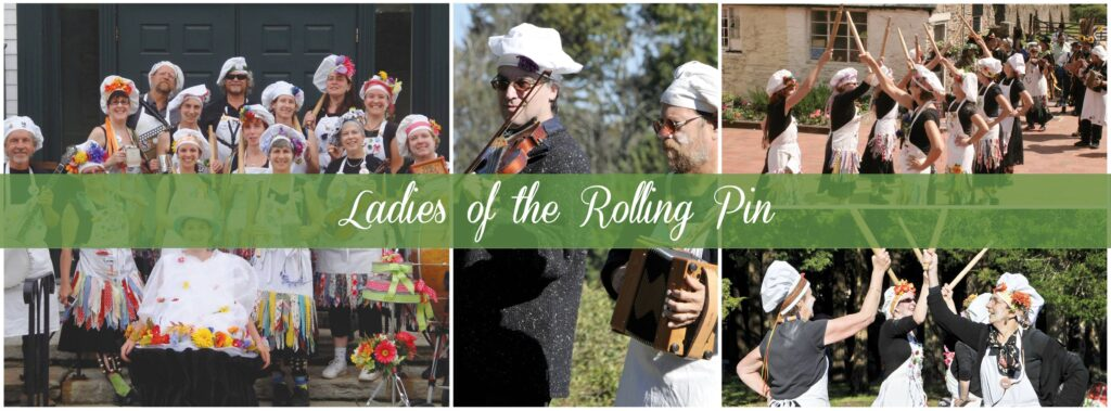 Ladies of the Rolling Pin