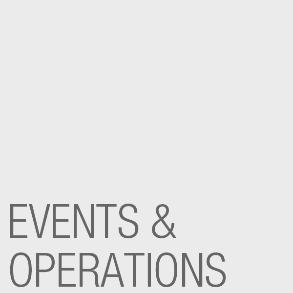 Events & Operations