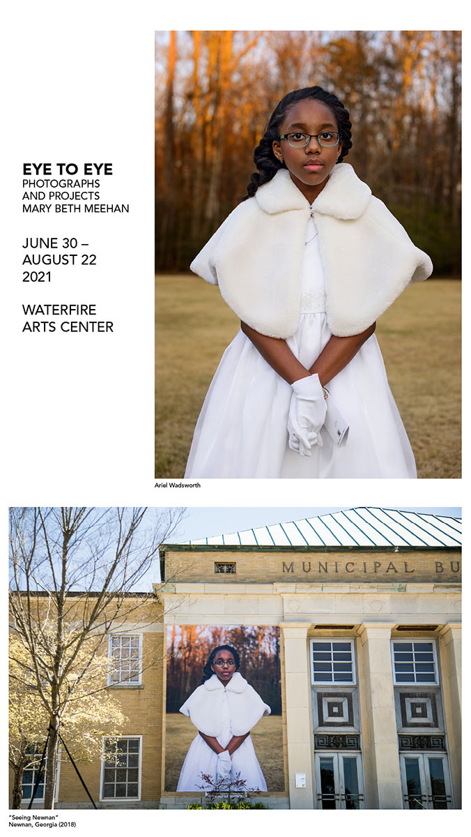 EYE TO EYE Photographs and Projects Mary Beth Meehan